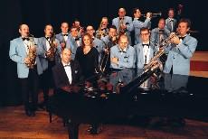 Glenn Miller Orchestra på turne i Danmark