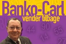 Banko-Carl vender tilbage