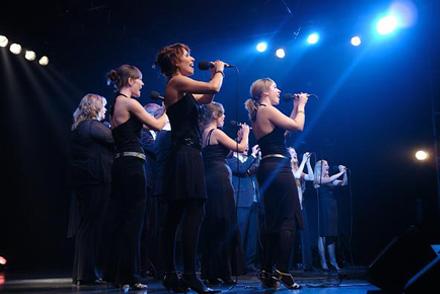 Touché - jazz a cappella