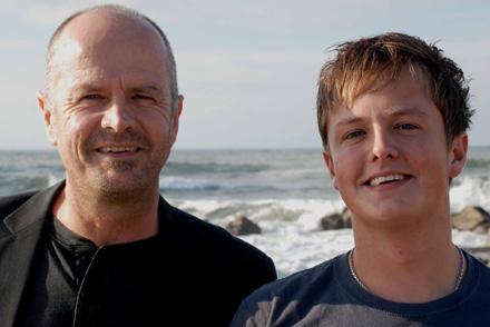 Anders og Bent Bro