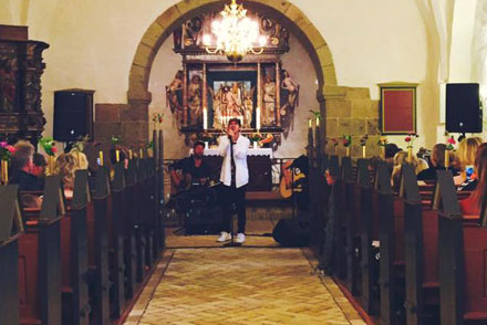 BASIM - kirkekoncerter