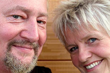 Bente Kure & Leif Ernstsen