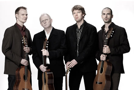 Den Danske Guitarkvartet