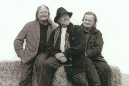 Povl Dissing, Kleive og Reiersrud
