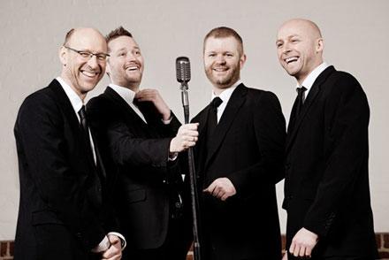 Rune Herholdt & the gospelbrothers