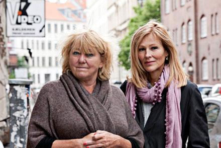 Karen Thisted og Suzanne Bjerrehuus