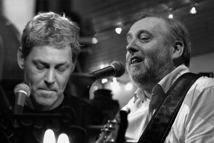Naboerne - Helge Engelbrecht & Tommy Rasmussen