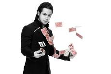 Sunny Cagara - Tryllekunstner