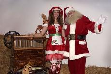 Book underholdning til julefesten nu !