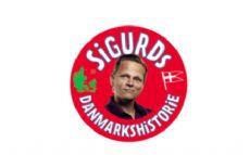 Sigurd Barrett fortæller Danmarkshistorie