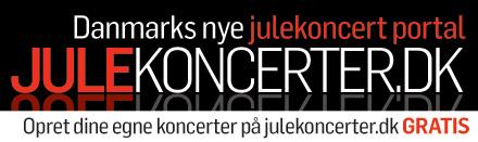 Opret din egen koncert på julekoncerter.dk