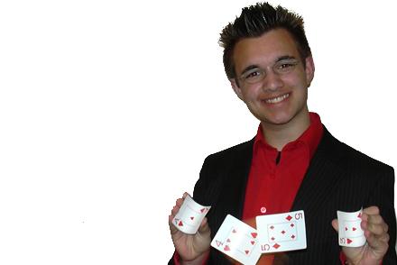 Nicklas Berg - Tryllekunster