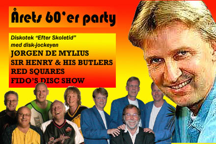 Årets 60ér party