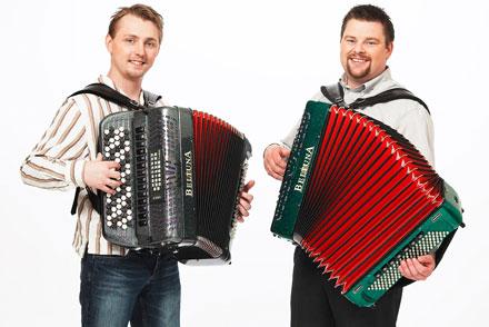 Kristian og Jens Peter