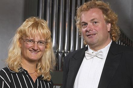 Anders & Henriette Hald