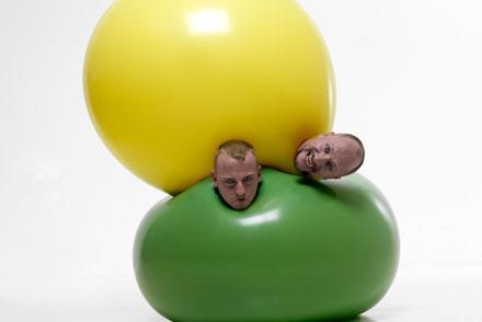 BallonCirkus - Kasper Hossy og Lars Lottrup