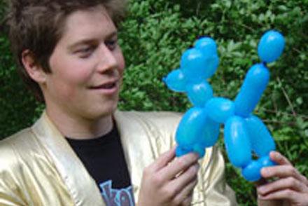 Ballonkongen - Børneunderholdning