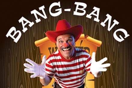 Cowboyklovnen Bang-Bang