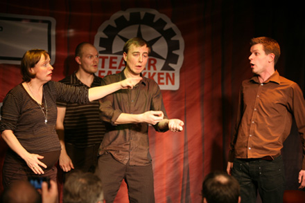 Brun Stues Impro Comedy Show