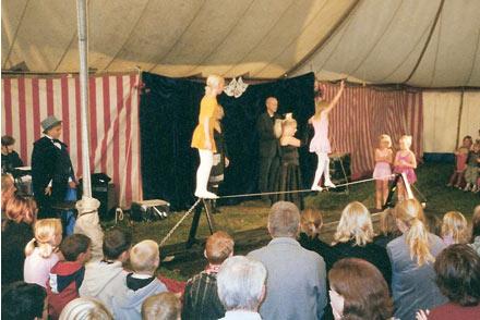 Cirkus Workshop - Line Vittrup