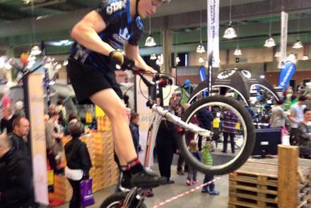 Cykel Trial Show