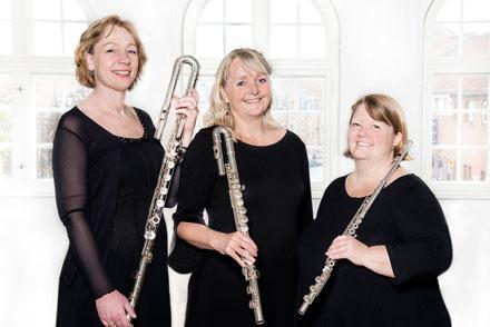 De 3 Fløjter