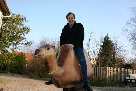 Kamel simulator