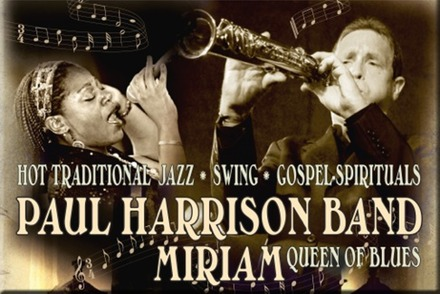 Paul Harrison Band & Miriam