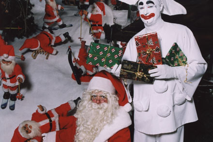 Pjerrot & Julemanden
