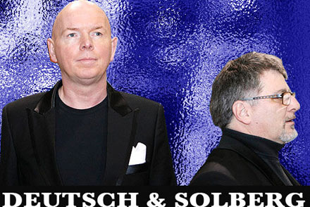 Michael Deutsch og Joachim Solberg