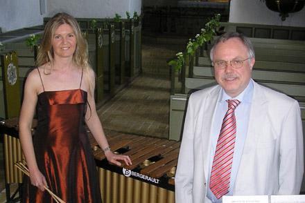 Charlotte Katharina Andersen & Tom Pedersen