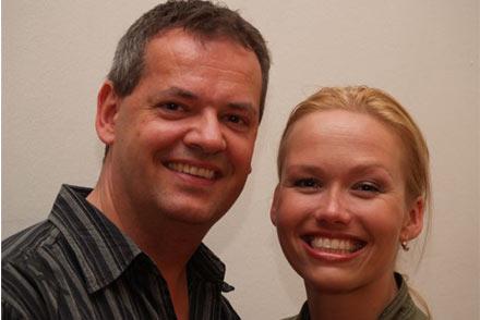 Trine Jepsen & Ole Jørgensen Julekoncert