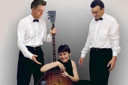 Trio Sankt-Petersborg - kirkekoncert